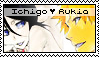 ichiruki stamp ~ by Allicei
