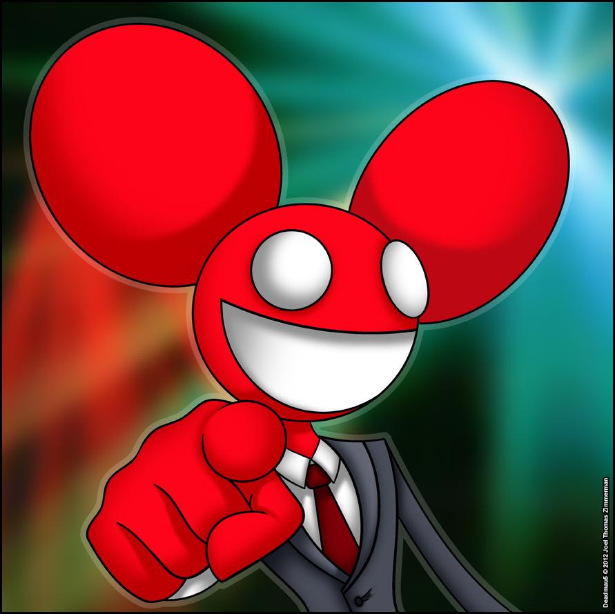deadmau5 red suit - photo #17