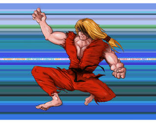 Streer Fighter - Ken