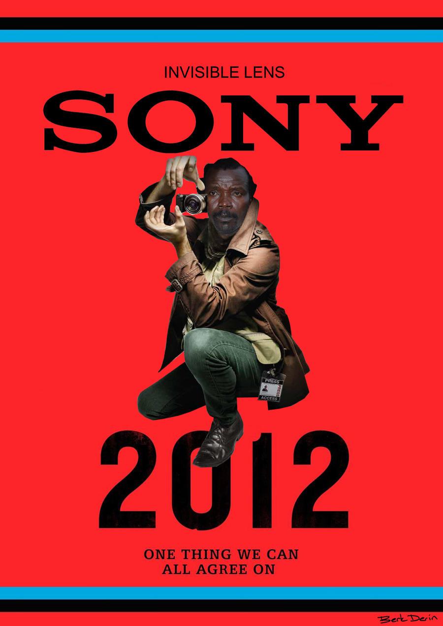 SONY 2012 by Cokyasaberk