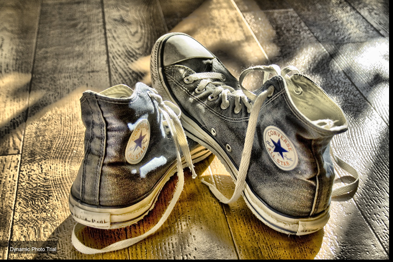 HDR Converse