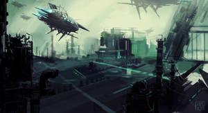 Dark City 2083