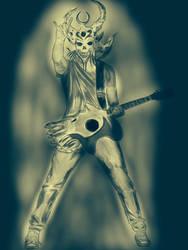 Harbinger of metal