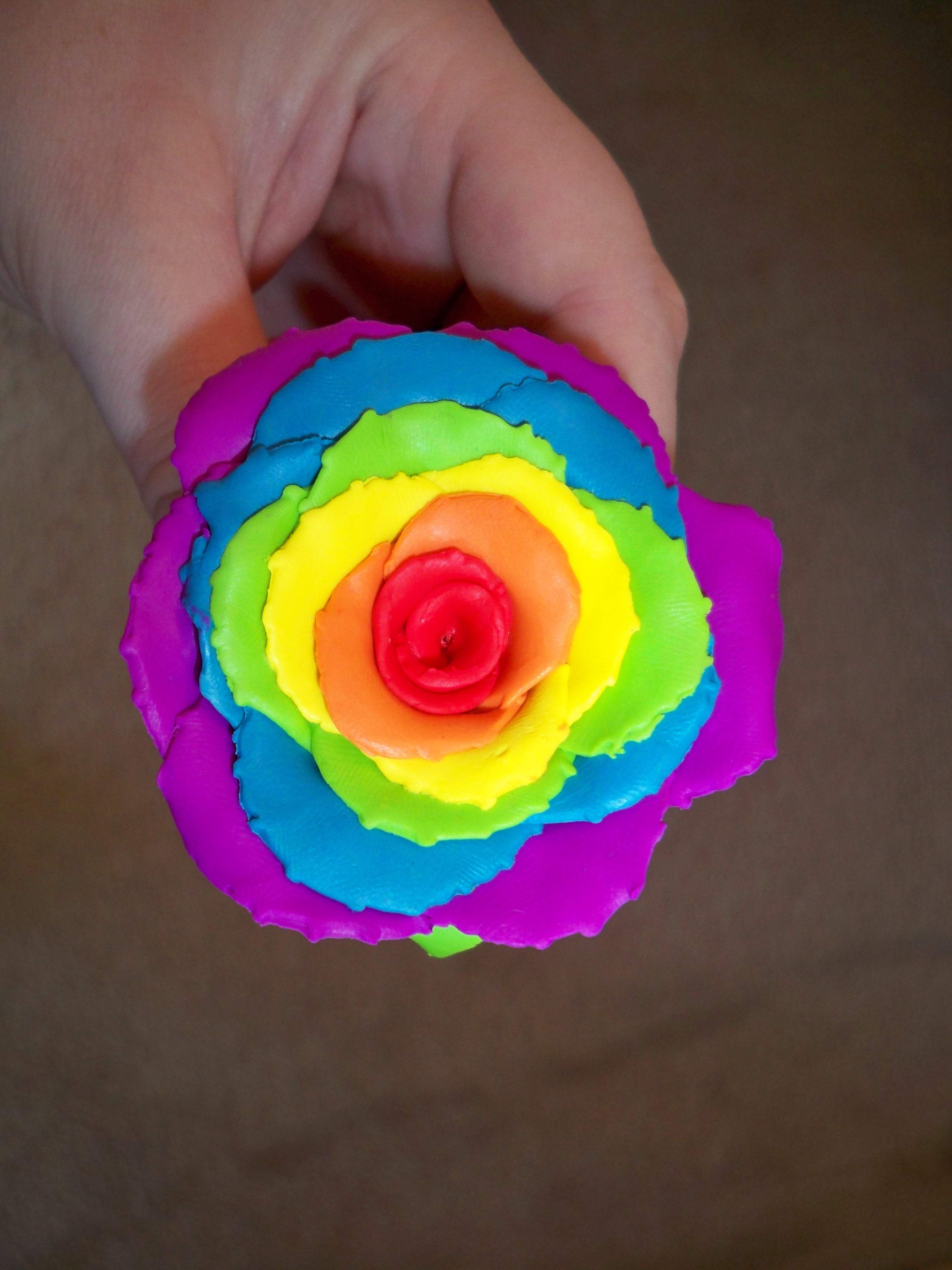 Rainbow rose 2 by kayleighjo on deviantart for Where can i buy rainbow roses