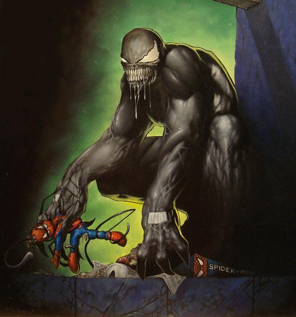 Venom by DH666