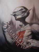 Crafty Devil by DH666