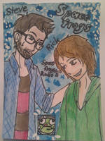 Spacefrogs FanPic - Rick und Steve by Aitsuka888