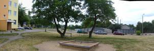 Playground panorama
