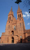 Cathedral Vertical Panorama by dziadek1990