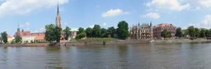 Wroclaw Panorama 1 by dziadek1990