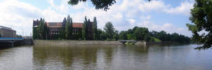 Wroclaw Panorama 3 by dziadek1990
