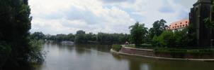 Wroclaw Panorama 7 by dziadek1990