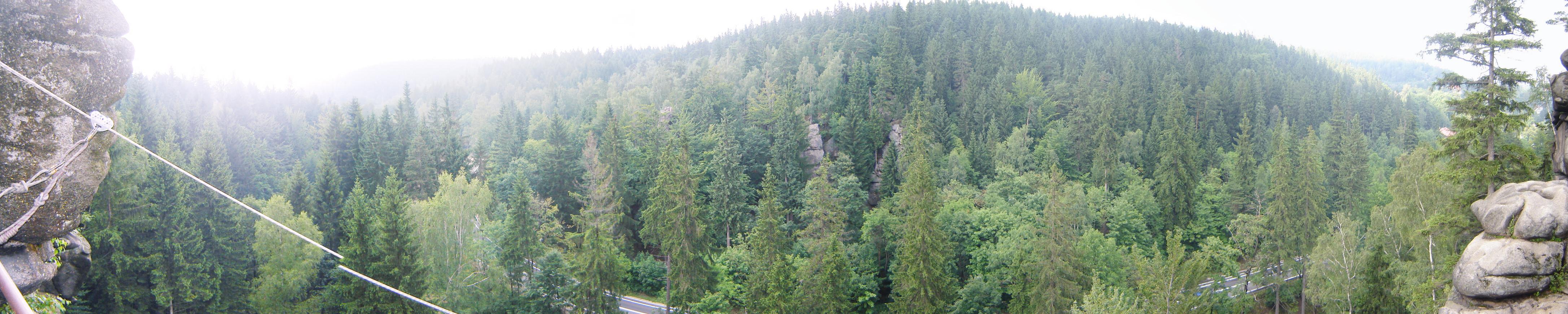 Mountain Panorama Poland 6 by dziadek1990