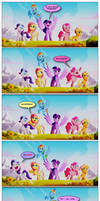 [MLP G5] In Character