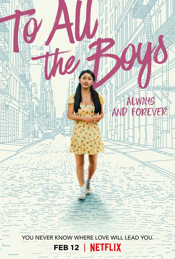 A Todos os Rapazes 3 filme completo online gratis