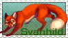 Svanhild stamp by DancingfoxesLF