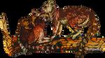 Lemur Family 2 by LittleVulpine