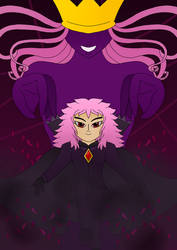 Shadow Queen Marluxia