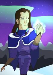 Unalaq using Magic without a Wand
