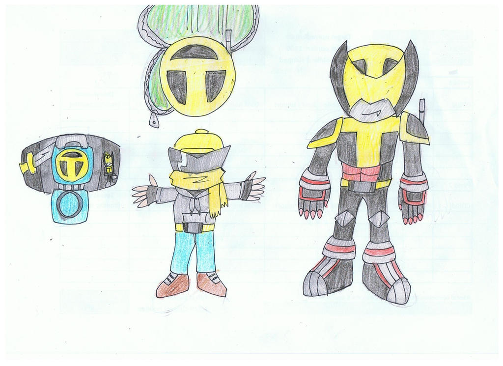 My reviewer persona redesigned by KivaHoloTitan