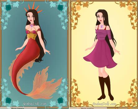 Contest Entry- Mermaid Princess