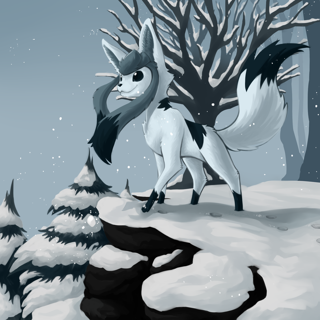 Fresh Snow by Karry-Bird