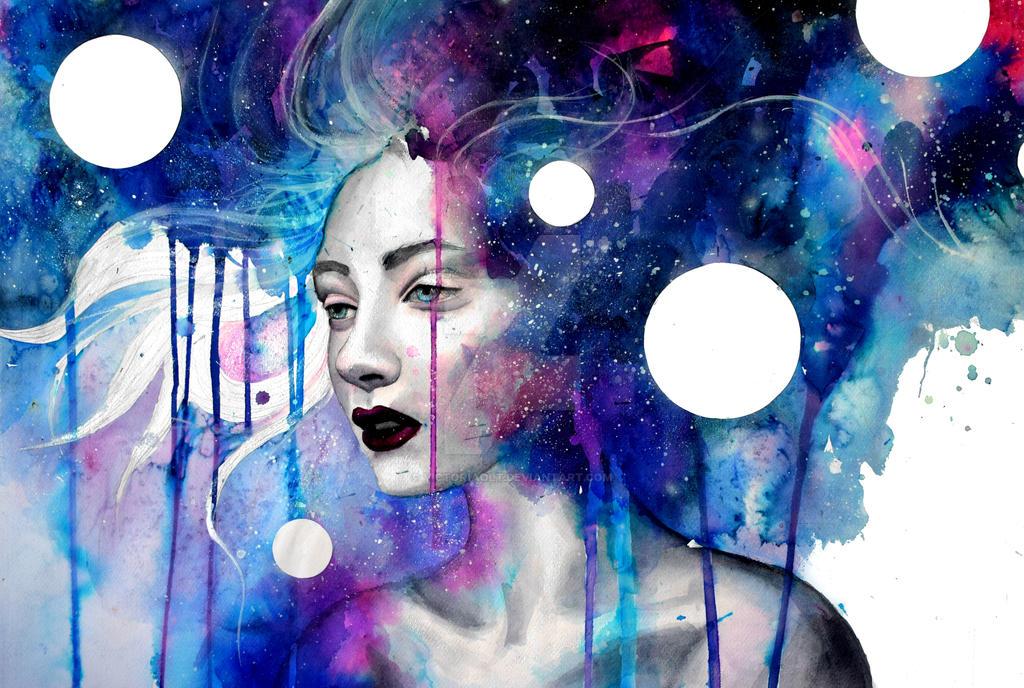 Melancholia by VictoriaOlt