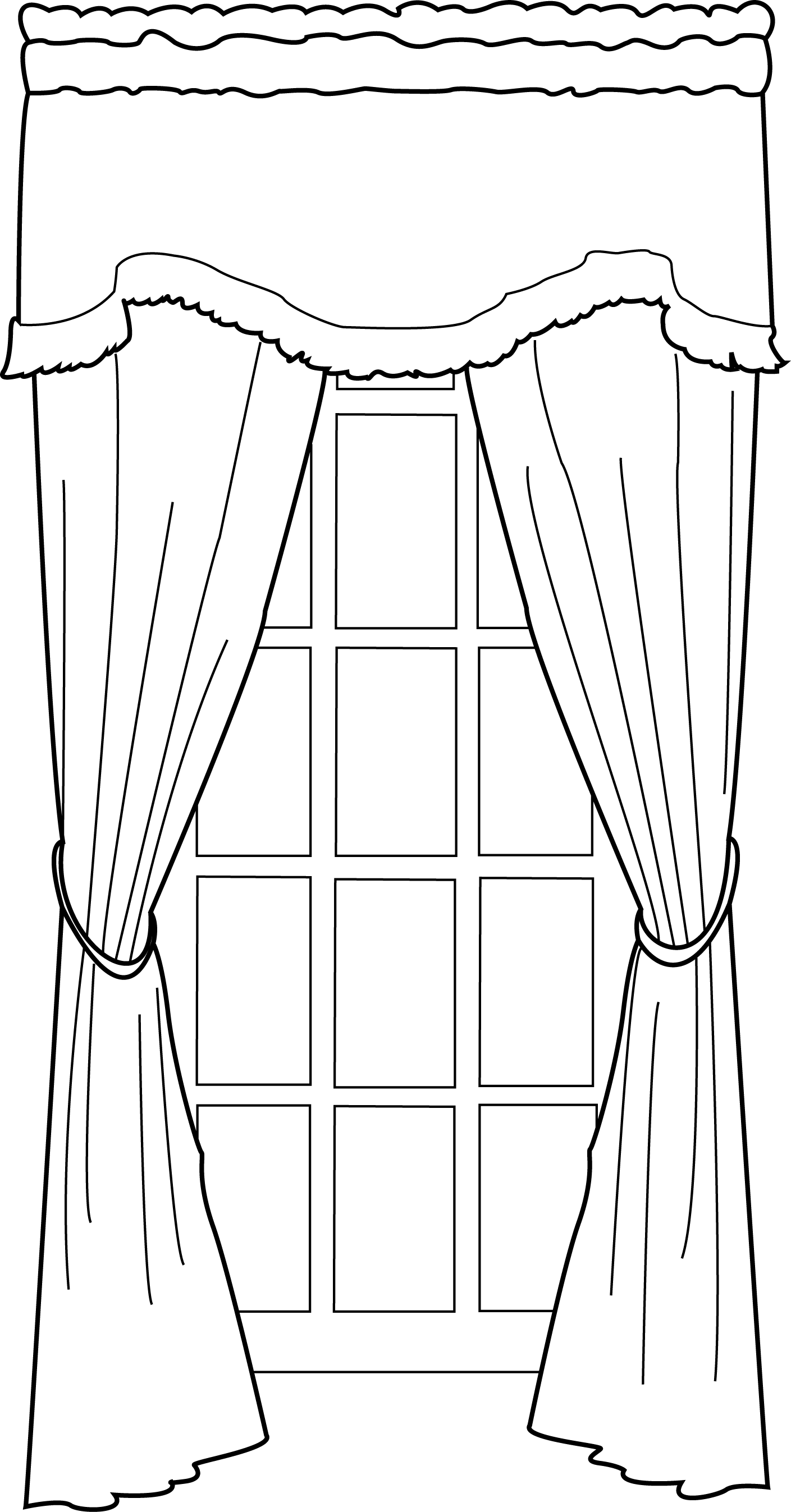 line drawing coloring pages - photo#32