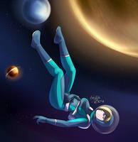 Lost in space - Rosalina by deathZera