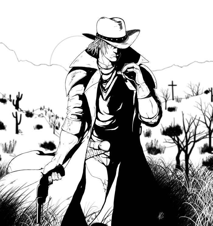 http://fc01.deviantart.net/fs45/f/2009/107/7/1/The_Lone_Gunslinger_by_S0Hei.jpg