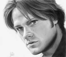 Sam Winchester by cpss