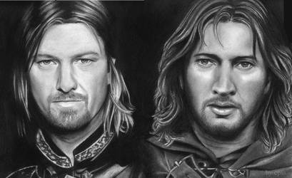 Captains of Gondor