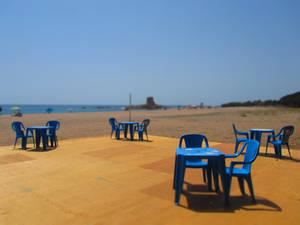 Sardinia miniature beach