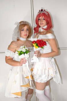 Love Live Bride cosplay
