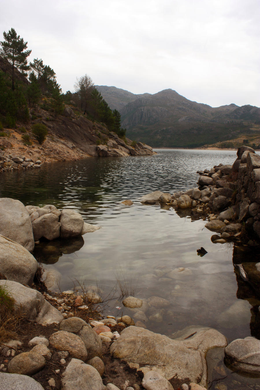Landscape 7 by huginswarrior