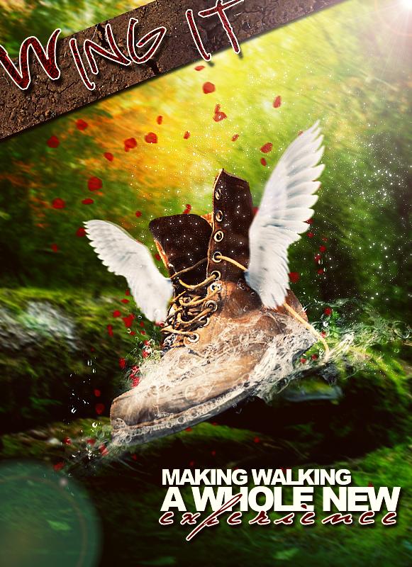 Wing It by Lokiev