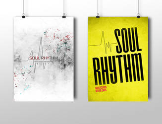 Soul Rhythm - Designn Project by Lokiev