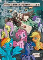 Shirei, Equestria's Caretaker by 00-PavoRandom-00