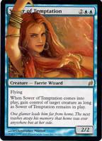 Sower of Temptation: Melisandre by 00-PavoRandom-00