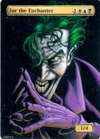 Zur the Enchanter: Joker by 00-PavoRandom-00