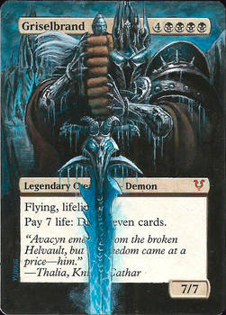 Griselbrand: The Lich King
