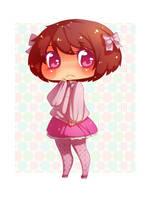 Olivia ~kiriban by milkyteru