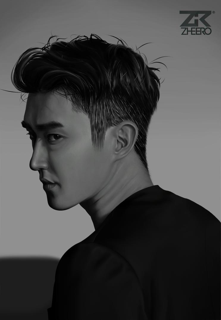 Choi Siwon by ZheeroII