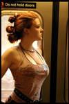metro girl by wickedoubt