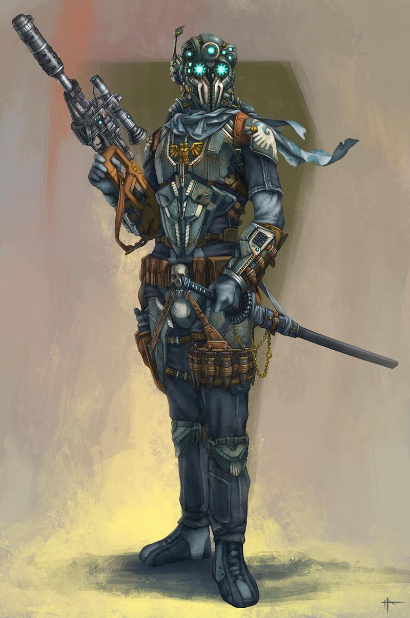 [W40K] Collection d'images : Warhammer 40K divers et inclassables Eli_by_nikolayasparuhov-d743gzb
