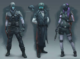 Law enforcement concepts by NikolayAsparuhov