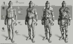 Chibuzo tribe concepts