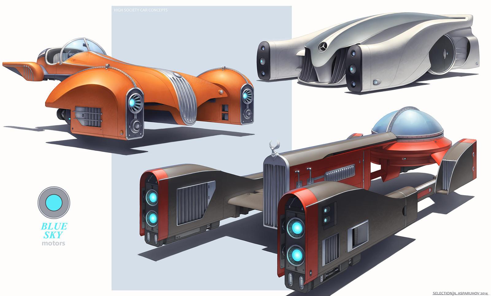 hs car concepts by nikolayasparuhov on deviantart. Black Bedroom Furniture Sets. Home Design Ideas