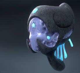 Mechron Minion Head concept