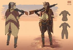 Niloo - Star Wars BH